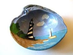 Planetpals Craft Page: Make recycle shell craft project with the ...