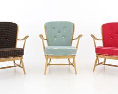 ercol  armchair  vintage design