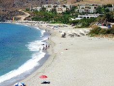 Rethymnon, Damnoni beach, Crete