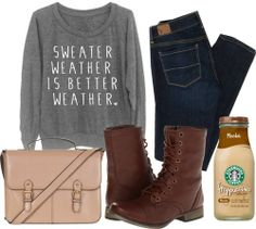 casual fall outfits tumblr - Google Search