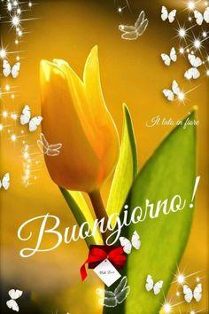 Buongiorno a te con fiori (1) - BuongiornoATe.it