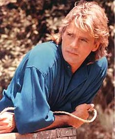 Macgyver - he was the original Blue Peter project man who could make stuff out of anything.