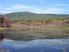 Mount Monadnock in Jaffrey NH
