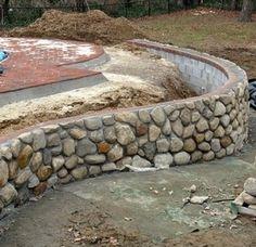 mohawk brilliant design color 171i45_504 rock wall. landscaping ...