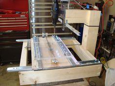 Drawer Slide CNC