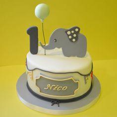 Nico first birthday