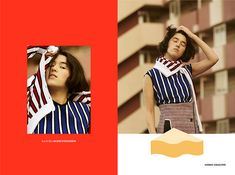 Stories Collective / Colour Extravaganza / Photography Shuhei Shine / Styling…