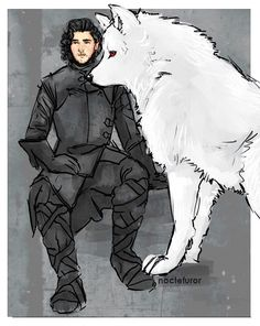The starks and their direwolves because i love them too much and got is back! 🐾❤️ // for prints♥ Game Of Thrones Direwolves, Game Of Thrones Artwork, Game Of Thones, I Love Games, Winter Is Here, Art Sketchbook, Fantasy Characters, Jon Snow, Drawings