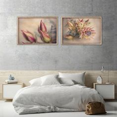 Botanical wall art prints for home or office decor. Large Art Prints, Art Prints For Home, Framed Canvas Prints, Canvas Frame, Wall Art Prints, Botanical Wall Art, Botanical Prints, Natural Form Art, Square Art