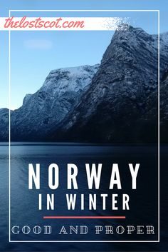From Bergen to Oslo by bus, boat, awesome train and even more awesome train... Norway in a Nutshell #norway #fjords #travel #winter #bergen #oslo #flam #railway