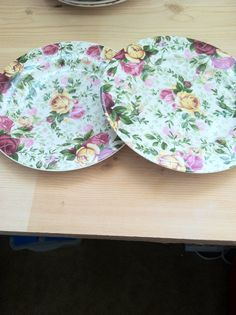 Royal Albert Country Rose Chintx Salad