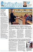 See the headlines in our December 6, 2013 issue of The Criterion.