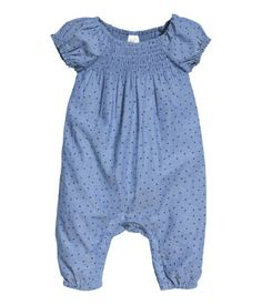 Chambray jumpsuitl | H&M US