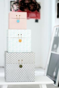 Paper storage boxes - Blog - ShowHome.nl