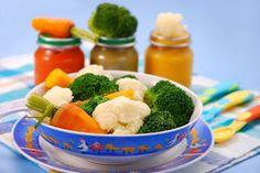 Tabela de alimentos para usar em receitas de papinhas salgadas (e modelo de receita básica para ir mudando só os ingredientes) | Macetes de ...