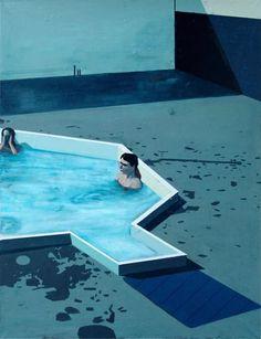 In the Swimming Pool - Asmund Havsteen-Mikkelsen