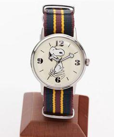 JOURNAL STANDARD WOMEN'S(ジャーナルスタンダードウィメンズ)のSNOOPY WATCH M_(腕時計) ホワイト