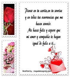 buscar poemas de amor para mi enamorado,bonitas dedicatorias de amor para mi novio: http://www.megadatosgratis.com/textos-de-amor/