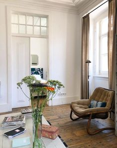 sitting room inside baixa house hotel in lisbon, portugal. Decoration Inspiration, Room Inspiration, Interior Inspiration, Design Apartment, Living Spaces, Living Room, Home Decor Styles, Home And Living, Modern Living