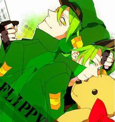 Fliqpy and Flippy *-*