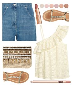 """street style"" by ecem1 ❤ liked on Polyvore featuring Madewell, Skemo, Dolce Vita and Deborah Lippmann"