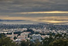 view from berkeley hills - Google Search