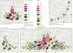 Resultado de imagem para graficos+de+bordados+em+tecido+xadrez+para+imprimir