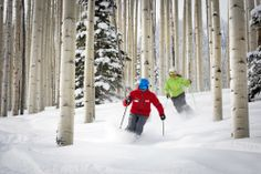 Ajax Insider - a new complimentary ski program for Little Nell guests