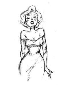 nicterhorst Marilyn Monroe
