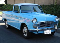 1965 Datsun NL320 Pickup Maintenance/restoration of old/vintage vehicles: the material for new cogs/casters/gears/pads could be cast polyamide which I (Cast polyamide) can produce. My contact: tatjana.alic14@gmail.com