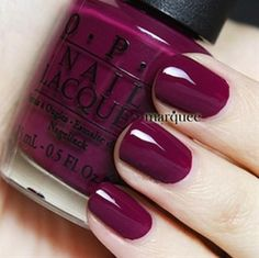 "OPI's ""Casino Royale."" Great color"