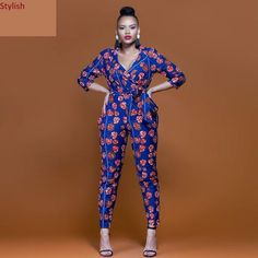 Looking for african ankara jumpsuit pictures for inspiration? This extensive list of beautiful African jumpsuit pictures will inspire you. African Fashion Designers, African Print Fashion, Africa Fashion, African Fashion Dresses, Fashion Outfits, African Outfits, Fashion Styles, Ghanaian Fashion, Ankara Fashion