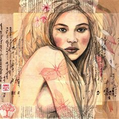 Just discovered the art of Stephanie Ledoux. Amazing.
