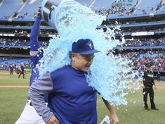 SIMMONS: So long John Gibbons, and thanks for everything Sports Sites, Thanks For Everything, Toronto Blue Jays, Mlb, Buffalo, Thankful, Baseball, Game, Boys