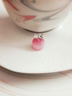 Apple Apfel pink