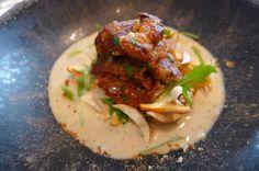 Crispy de grenouilles chez Benoît Violier - restaurant de l'hôtel de ville (Crissier)