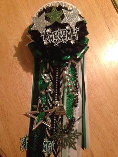 Custom Jr garter