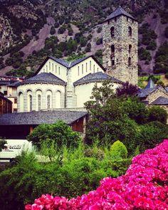 Andorra la Vella... #muchamochila
