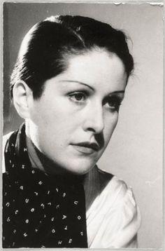 Dora Maar, Self-portrait, 1930