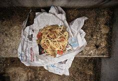 lo spaghetto del gatto