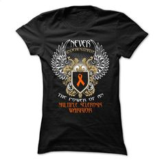 MS Multiple Sclerosis T Shirts, Hoodies, Sweatshirts - #tee times #hoddies. GET YOURS => https://www.sunfrog.com/LifeStyle/MS--Multiple-Sclerosis-36564242-Ladies.html?60505