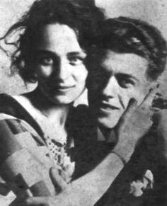 René Magritte e Georgette Berger