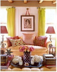 Citron Curtains. yup.