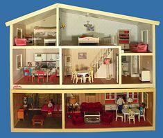 Google Afbeeldingen resultaat voor http://www.depoppenhuizenvandickenlia.nl/images/scandinavie/lundby1985/P1030575huis(22).jpg