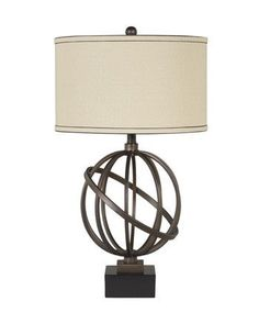 Shadell Lamp Pair