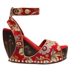 Irregular Choice, Zohan  No, I could/would never wear this, but I love the…