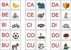 Silabario En Espanol Para … images, similar and related articles aggregated throughout the Internet. Phonics, Worksheets, Teaching, Writing, Samara, Bingo, Homeschooling, 1, Clip Art