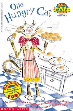 One Hungry Cat (Hello Math Reader. Level 3) by Joanne Rocklin] division