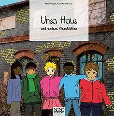 """Buchcover von der zweiten Auflage """"Unsa Haus"""""""