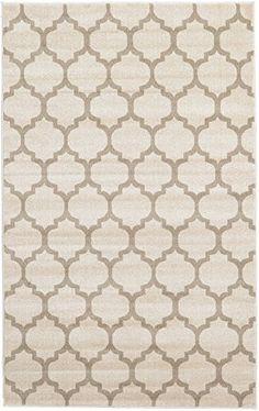 A2Z Rug Trellis Design Collection - 5' x 8'-Feet Area Rug...
